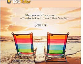 #28 for Design an Advertisement for ESLTutor.net af srikumar88