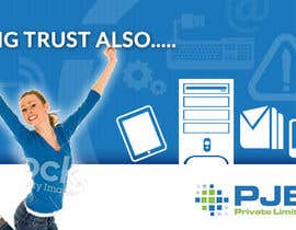 #4 cho Design a Banner for PJB Solutions Facebook Page bởi wedesignvw