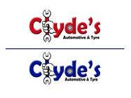 Graphic Design Inscrição do Concurso Nº131 para Logo Design for Automotive Shop