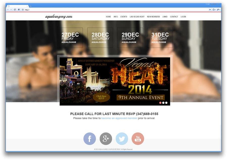 Inscrição nº                                         16                                      do Concurso para                                         Build an Attractive Landing Page for an Adult Website