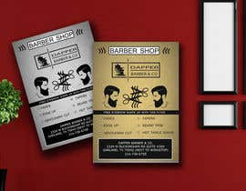 harjeet966 tarafından Please design a flyer for my barbershop için no 41