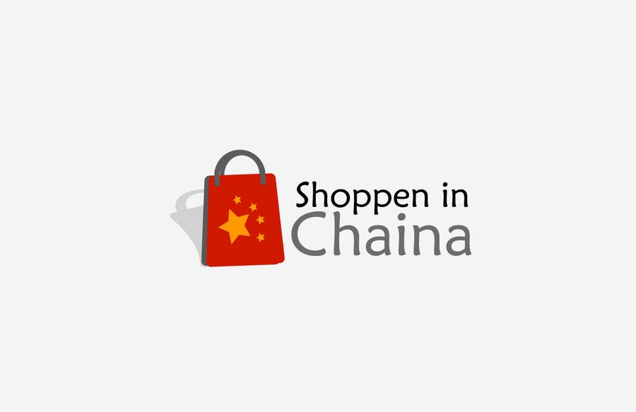 Proposition n°66 du concours Make me a logo for a website about Chinese webshops