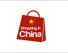 #51 untuk Make me a logo for a website about Chinese webshops oleh saimarehan