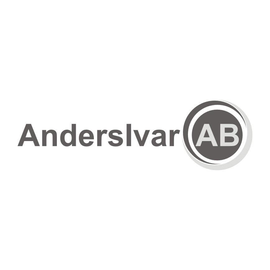 Proposition n°30 du concours Design a Logo for AndersIvar AB