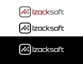#5 para Logotype for IT Company (Izacksoft). por adrian1990