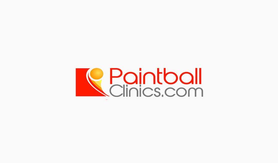 Bài tham dự cuộc thi #85 cho Design a Logo for PaintballClinics.com
