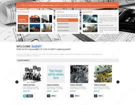 #4 for Design a Wordpress Mockup for my mechnical site by ayancreative8