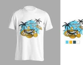jiamun tarafından Weekend Life Co Beach Party Tshirt design için no 17