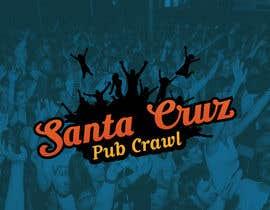 HappyGeeks tarafından Design a Logo for Pub Crawling için no 10