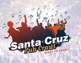 HappyGeeks tarafından Design a Logo for Pub Crawling için no 17