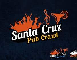 HappyGeeks tarafından Design a Logo for Pub Crawling için no 19