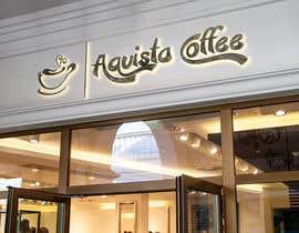 Nro 44 kilpailuun Design a Coffee Company Logo käyttäjältä Maaz1121