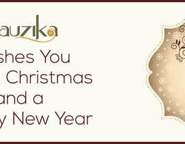 nº 76 pour Chtistmas and New Year wishes par designerdesk26