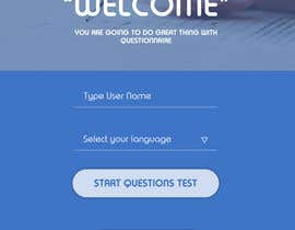 manojkaninwal tarafından Screendesign of questionnaire app için no 19
