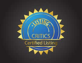 #6 para Design a Logo for Listing Critics por adewae