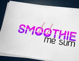 #17 for Design a Logo for Smoothie Me Slim - a new local delivery protein shake company af uniquelylogo
