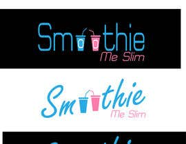 #61 for Design a Logo for Smoothie Me Slim - a new local delivery protein shake company af veenaldsilva