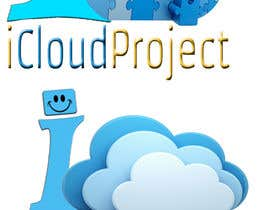 nº 1 pour Design a Logo for iCloudProject par tampacoder