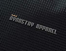 "Mobarok9s tarafından I need a logo designed for my clothing company ""Dynasty Apparel"" -- 1 için no 33"