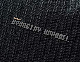 "Nro 33 kilpailuun I need a logo designed for my clothing company ""Dynasty Apparel"" -- 1 käyttäjältä Mobarok9s"