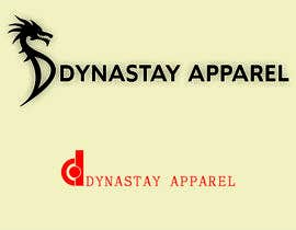 "Amalbasti tarafından I need a logo designed for my clothing company ""Dynasty Apparel"" -- 1 için no 27"