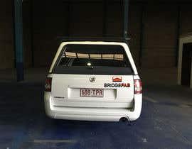 Nro 19 kilpailuun Design a Car Vinyl Wrap to advertise Business käyttäjältä aryashinde359