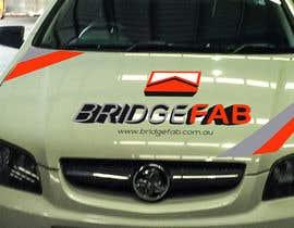 Nro 8 kilpailuun Design a Car Vinyl Wrap to advertise Business käyttäjältä ravi05july