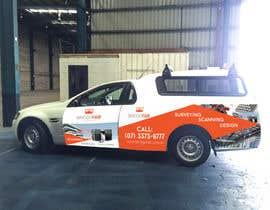 Nro 18 kilpailuun Design a Car Vinyl Wrap to advertise Business käyttäjältä ravi05july