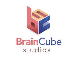 nº 53 pour Design a Logo for BrainCube Studios par MonstroGigante