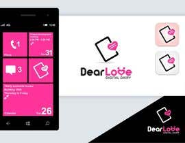 #16 para DearLove a mobile based application need a Logo por jummachangezi