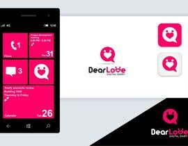 #28 para DearLove a mobile based application need a Logo por jummachangezi