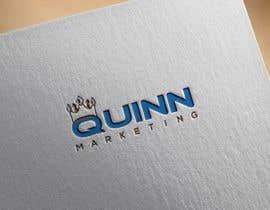 Nro 108 kilpailuun Quinn Marketing Logo Design käyttäjältä adilesolutionltd