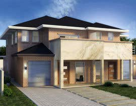 #26 for Do some 3D Modelling and Renderings of New Homes af persal