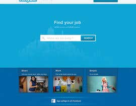 tuanrobo tarafından Website Design for Tonybin (simple and cool designs wanted) için no 84