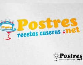 Nro 6 kilpailuun Diseñar un logotipo: postres.net käyttäjältä eduardsanfelix