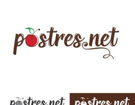 Nro 34 kilpailuun Diseñar un logotipo: postres.net käyttäjältä norgevillalobos