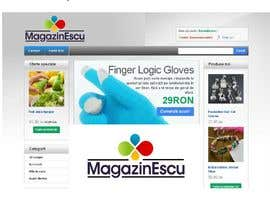 #31 cho Design a Logo for MagazinEscu.ro bởi catalinorzan