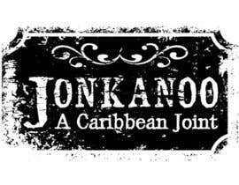 "#54 para Design a Logo for our restaurant "" Jonkanoo - a Caribbean Joint "" por parmitu"