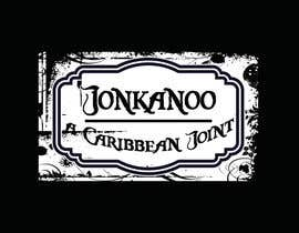 "#32 para Design a Logo for our restaurant "" Jonkanoo - a Caribbean Joint "" por fabrirebo"