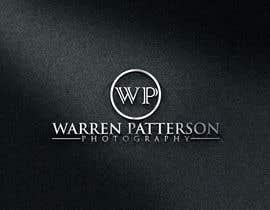 Nro 273 kilpailuun Update Logo for Warren Patterson Photography käyttäjältä mobarok8888