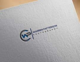 Nro 147 kilpailuun Update Logo for Warren Patterson Photography käyttäjältä adilesolutionltd