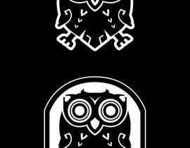 emorej tarafından Design a logo of owl için no 72