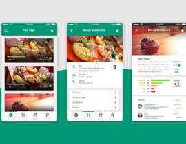 Nro 49 kilpailuun Design a mobile app UI käyttäjältä mohamadalvir
