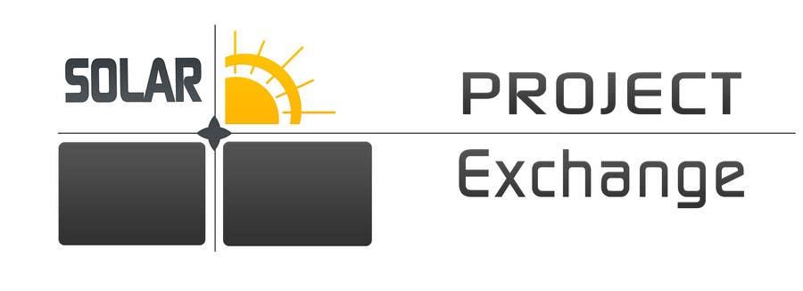 Kilpailutyö #121 kilpailussa Logo Design for Solar Project Exchange