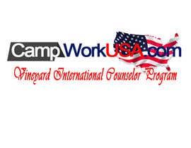 Ismailjoni tarafından Design a Logo for CampWorkUSA.com için no 55