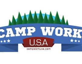 #113 for Design a Logo for CampWorkUSA.com by daviviana