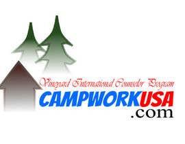matthewsabk tarafından Design a Logo for CampWorkUSA.com için no 59