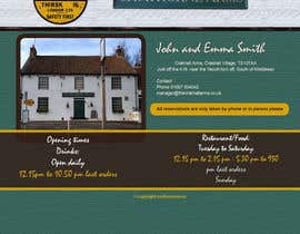 #6 para Design a Website Mockup for Local Pub por authenticweb