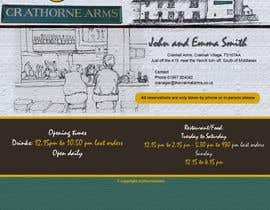 #7 para Design a Website Mockup for Local Pub por authenticweb