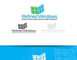 #3 for Develop a Corporate Identity for Refined Windows by manuel0827